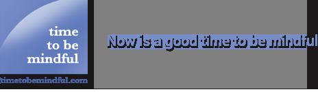 timetobemindful.com Logo